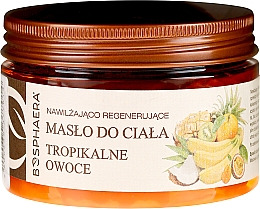 """Profumi e cosmetici Olio corpo idratante e rigenerante """"Frutti tropicali"""" - Bosphaera"""