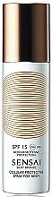 Profumi e cosmetici Spray corpo SPF15 - Kanebo Sensai Cellular Protective Spray For Body