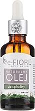 Profumi e cosmetici Olio di spirulina - E-Flore Natural Oil