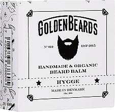 """Profumi e cosmetici Balsamo da barba """"Hygge"""" - Golden Beards Beard Balm"""