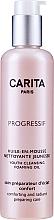 Profumi e cosmetici Mousse olio detergente viso - Carita Progressif Youth Cleansing Foaming Oil