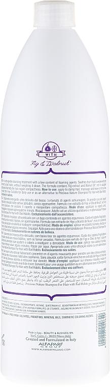 Condizionante capelli - Alfaparf Precious Nature Cleansing Conditioner for Thirsty Hair — foto N4