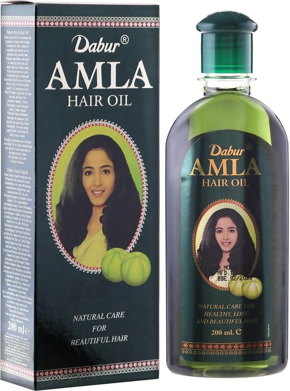 Olio nutriente per capelli - Dabur Amla Hair Oil