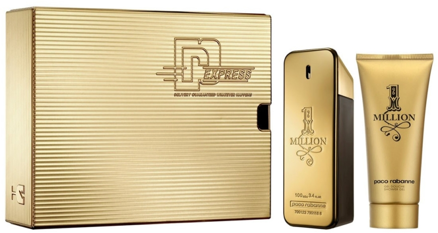 Paco Rabanne 1 Million - Set (edt/100ml + sh/gel/100ml)