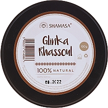 Profumi e cosmetici Argilla cosmetica Rassoul - Shamasa