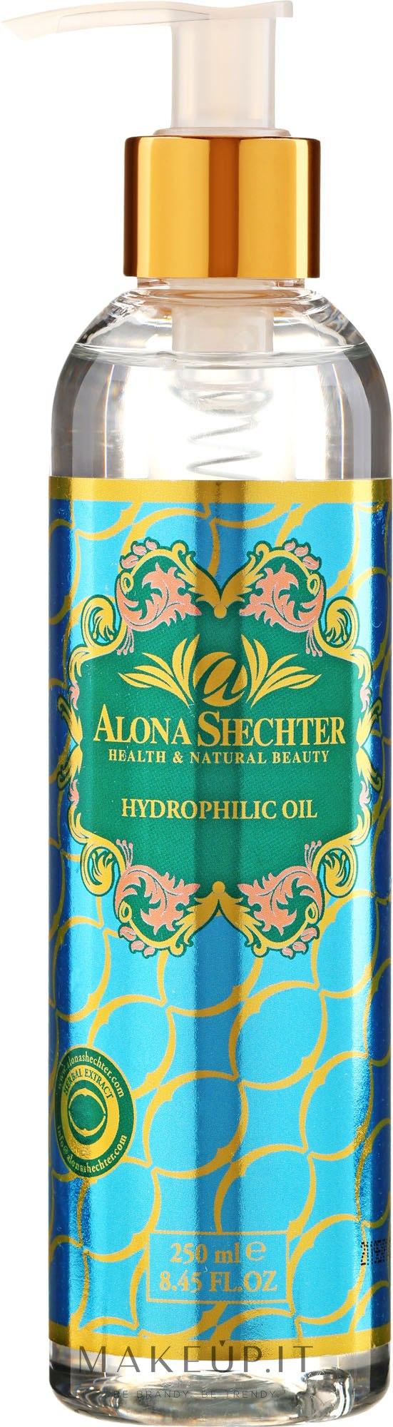 Olio viso idrofilo con minerali del Mar Morto - Alona Shechter Hydrophilic Oil — foto 250 ml