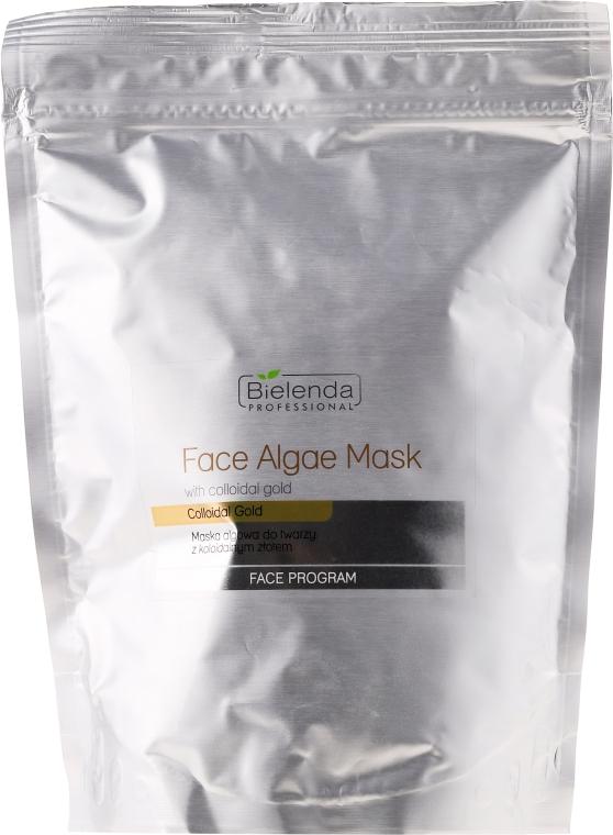 Maschera viso alginato con oro colloidale - Bielenda Professional Face Algae Mask (ricarica)