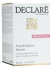 Profumi e cosmetici Siero per pelli sensibili e irritate - Declare Anti-Irritation Serum