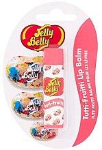 Profumi e cosmetici Balsamo labbra - Jelly Belly Tutti-Fruitti Lip Balm
