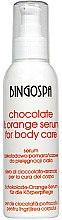 Profumi e cosmetici Siero per il corpo al cioccolato e arancia - BingoSpa
