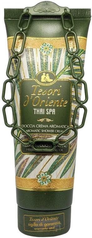 "Crema gel doccia ""Ibisco e olio di Tamanu"" - Tesori d'Oriente Thai Spa"