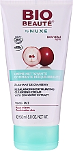 Profumi e cosmetici Crema detergente esfoliante viso - Nuxe Bio Beaute Rebalancing Exfoliating Cleansing Cream