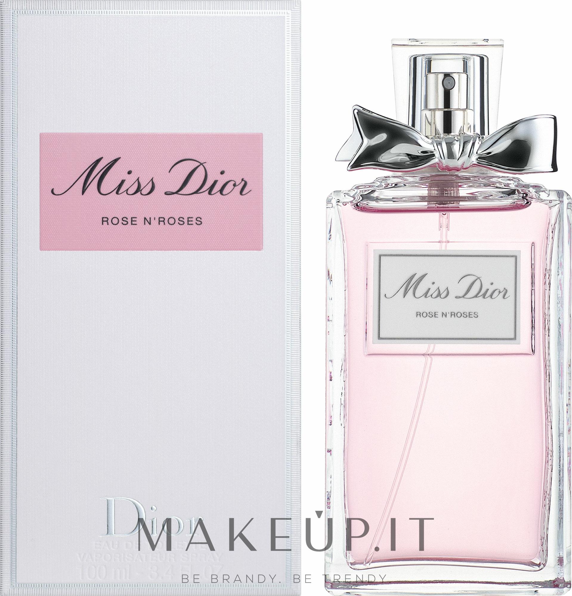 Dior Miss Dior Rose N'Roses - Eau de toilette — foto 100 ml