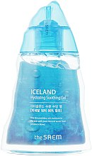 Profumi e cosmetici Gel idratante con minerali - The Saem Iceland Hydrating Soothing Gel