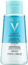 Struccante bifasico per occhi - Vichy Purete Thermale Waterproof Eye Make-Up Remover — foto N1