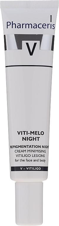 Crema viso e corpo - Pharmaceris V Vito-Melo Night Cream — foto N2
