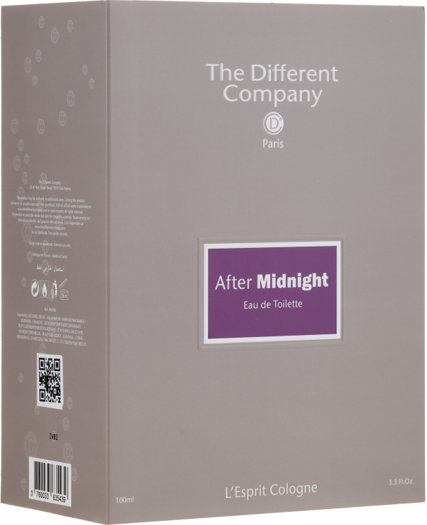 The Different Company After Midnight - Eau de toilette
