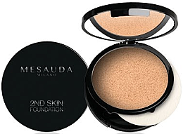 Profumi e cosmetici Fondotinta - Mesauda Milano 2ND Skin Foundation