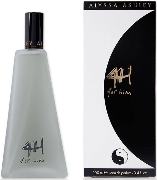 Alyssa Ashley 4H For Him - Eau de Parfum — foto N1