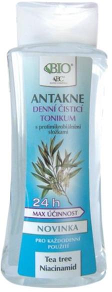 Tonico viso - Bione Cosmetics Antakne Day Cleansing Tonic Tea Tree and Niacinamide — foto N1