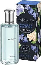 Profumi e cosmetici Yardley Bluebell & Sweet Pea - Eau de toilette