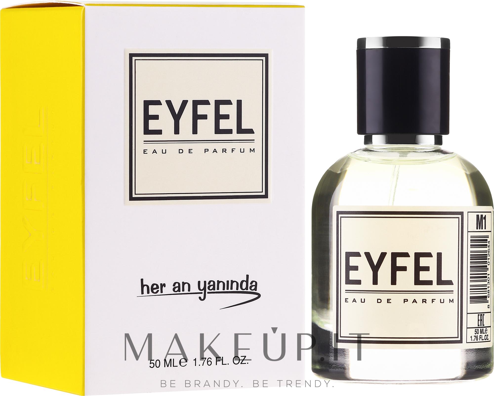 Eyfel Perfum M-1 - Eau de Parfum — foto 50 ml