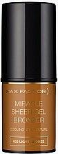 Profumi e cosmetici Bronzer in stick - Max Factor Miracle Sheer Gel Bronzer