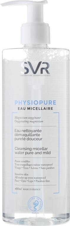 Acqua micellare struccante - SVR Physiopure Eau Micellaire