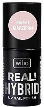 Profumi e cosmetici Smalto ibrido - Wibo Hybrid Real Hybrid UV Nail Polish