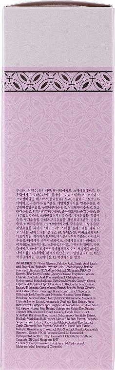 Schiuma detergente alle erbe orientali - Missha Yei Hyun Cleansing Foam — foto N3