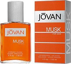 Profumi e cosmetici Jovan Musk For Men - Lozione dopobarba
