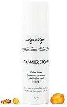 Profumi e cosmetici Crema BB Idratante - Uoga Uoga 100 Amber Stones Medium Light Skin BB Cream