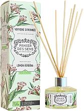 """Profumi e cosmetici Diffusore aromatico """"Verben"""" - Panier Des Sens Lemon Verbrna Reed Diffuser"""