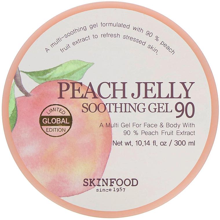 Gel corpo - Skinfood Peach Jelly Soothing Gel