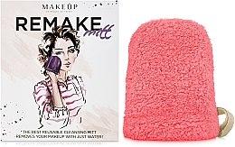 """Profumi e cosmetici Guanto struccante, corallo """"ReMake"""" - MakeUp"""