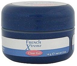 Profumi e cosmetici Gel ibrido per le unghie - IBD French Xtreme Clear Gel