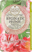 "Profumi e cosmetici Sapone ""Royal Peony"" - Nesti Dante"