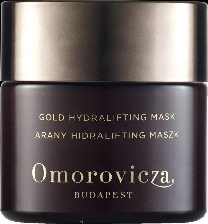 Maschera viso idro liftante dorata - Omorovicza Gold Hydralifting Mask — foto N2
