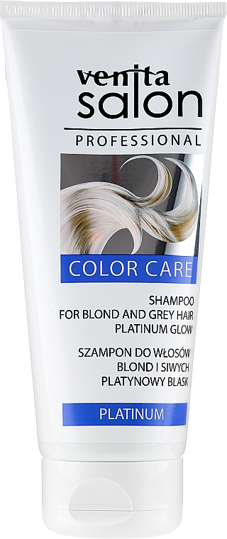 Shampoo per capelli - Venita Salon Professional Platinum Shampoo