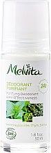 """Profumi e cosmetici Deodorante """"Protezione 24 ore"""" - Melvita Body Care Purifyng Deodorant 24 hr Effectiveness"""