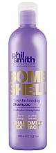 Profumi e cosmetici Shampoo neutralizzante anti-giallo - Phil Smith Be Gorgeous Bombshell Tone Enhancing Shampoo