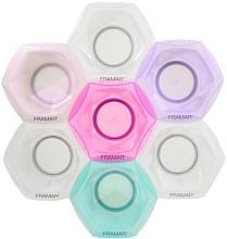 Profumi e cosmetici Ciotole colorate collegate per tinta per capelli - Framar Connect & Color Bowls Rainbow