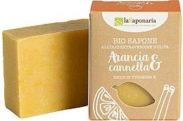 Profumi e cosmetici Sapone con arancia e cannella - La Saponaria Orange & Cinnamon Soap