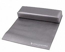 """Profumi e cosmetici Cuscino poggiamano per manicure """"mini"""", con tappetino, grigio - Staleks Pro Expert 10 Type 2"""