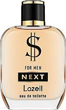 Profumi e cosmetici Lazell $ For Men Next - Eau de toilette