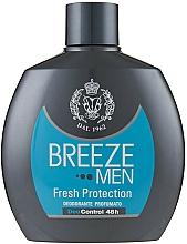 Profumi e cosmetici Breeze Squeeze Deodorant Fresh Protection - Deodorante corpo