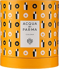 Profumi e cosmetici Acqua Di Parma Colonia - Set (edc/100ml + sh/gel/75ml + deo/50ml)