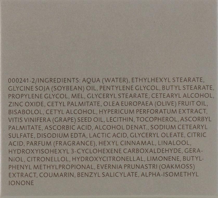 Maschera-crema idratante e lenitiva con olio di iperico - Dr. Spiller Honey St.John's Wort Cream Mask — foto N3