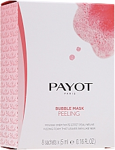 Profumi e cosmetici Maschera peeling viso all'ossigeno - Payot Les Demaquillantes Peeling Oxygenant Depolluant Bubble Mask