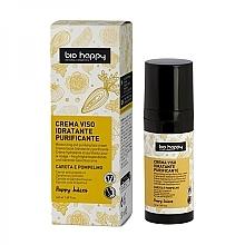 Profumi e cosmetici Crema viso con olio di carota e pompelmo - Bio Happy Face Cream